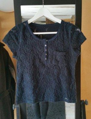 Kurzes Gilly Hicks T-Shirt Gr. XS