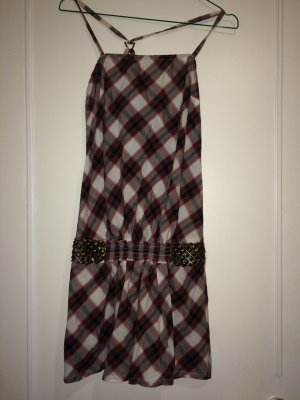 Kurzes Guess Kleid mit Spaghetti Träger