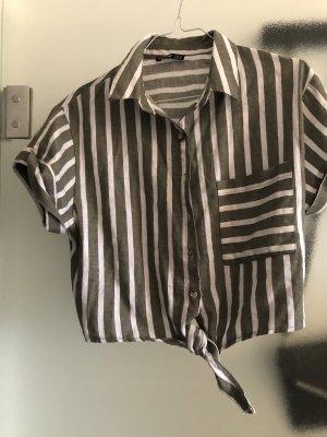 Short Sleeve Shirt green-white