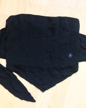 Hollister Camicia cropped nero