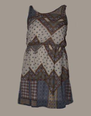 Kurzes Indiankleidchen H&M