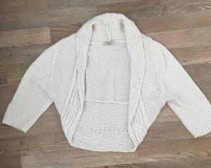 Wraparound Blouse white