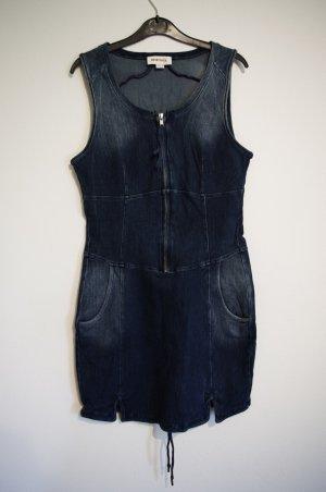 kurzes Jeans-Kleid mit Elastan *sexy*