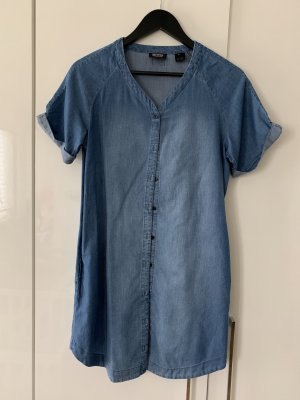 Fiftyfive DSL Denim Dress steel blue