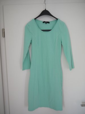 Ann Christine Jersey Dress turquoise