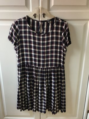 Kurzes, Kariertes Kleid von Mavi