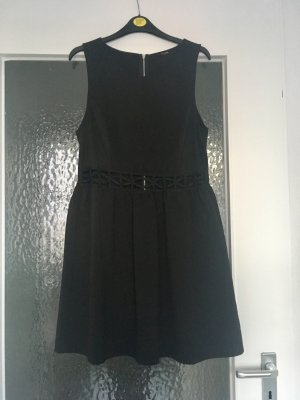 H&M Robe courte noir
