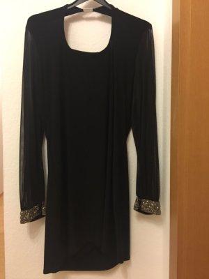 Apricot Dress black