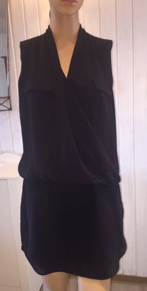 Kurzes Kleid H&M, dunkelblau