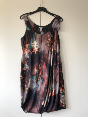 H&M Robe ballon multicolore