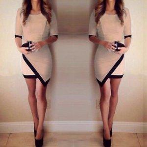Kurzes Kleid hingucker