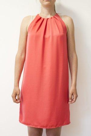 kurzes Kleid in hellrot von MANGO