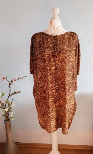 kurzes Kleid, langes Oberteil aus Seide von Selected Femme