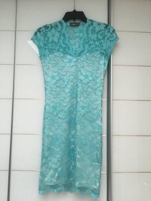 Kurzes Kleid von Apricot in Größe XS