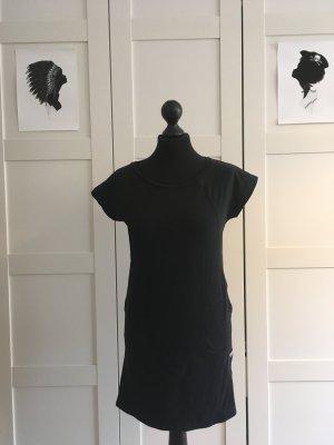 Kurzes Kleid von Cleptomanicx, schwarz