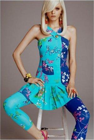 Kurzes Kleid von Versace für H&M / NEU!