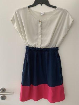 Vila Beach Dress multicolored