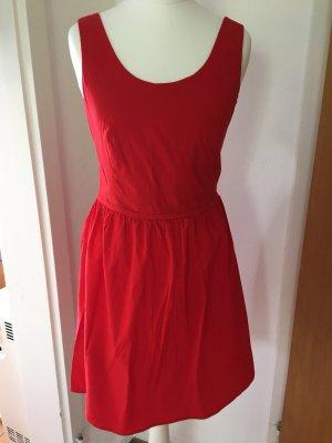 Kurzes Kleid XS 34 rot ASOS Dry Lake