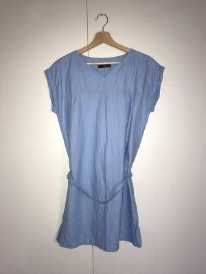 kurzes Mango Sommerkleid hellblau