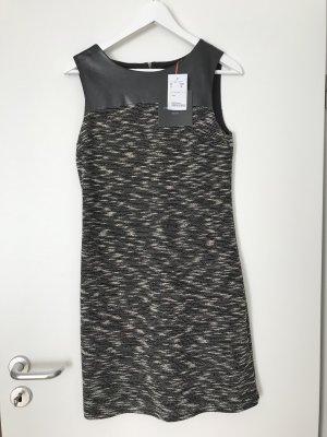 kurzes meliertes Kleid, neu