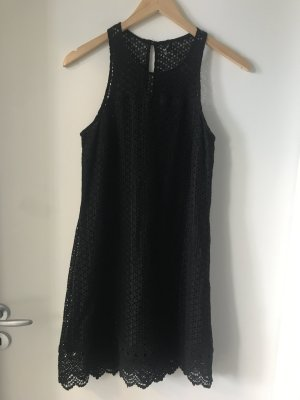 Mini-jurk zwart