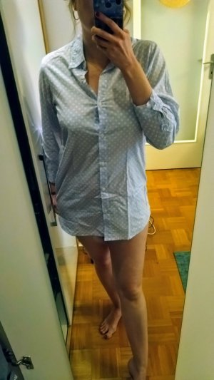 kurzes Nachthemd im Hemdstil