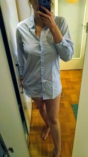 Pijama azul celeste