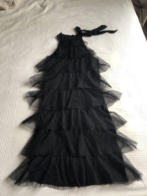 Pimkie Flounce Dress black