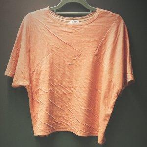 kurzes oversize T-Shirt von ZARA!