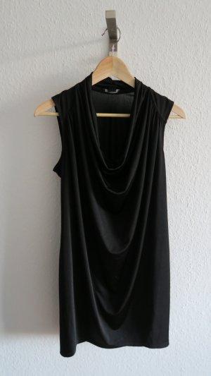 kurzes Party Kleid von H&M, schwarz