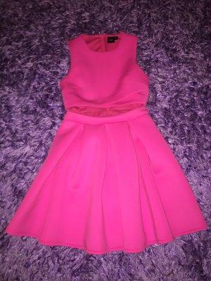 Kurzes Pinkes Kleid von Asos