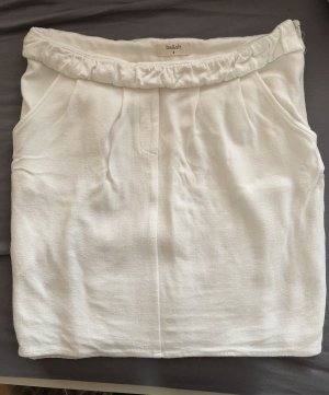 Ba&sh Miniskirt white