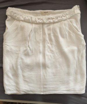 Ba&sh Mini-jupe blanc