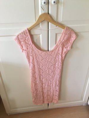 Kurzes Rose Kleidchen