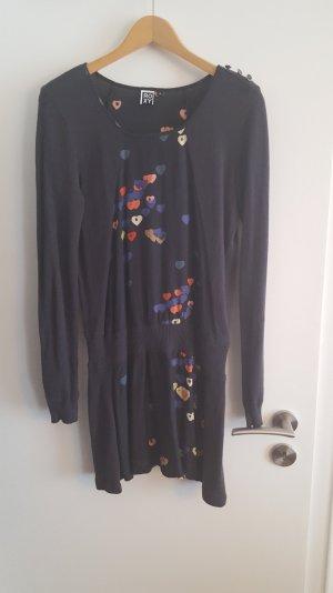kurzes Roxy Kleid grau