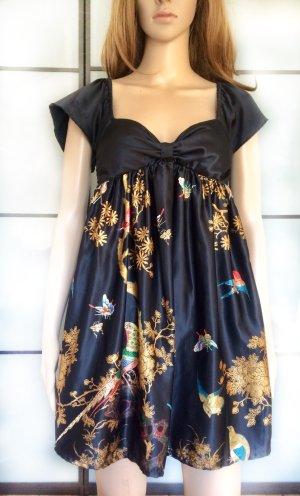 Babydoll Dress black polyester