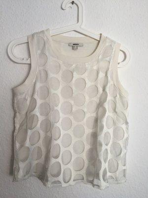 Mexx Blusa bianco sporco