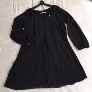 Gaudi Vestido de chifón negro