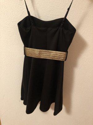 Kurzes Schwarzes Kleid Gr s
