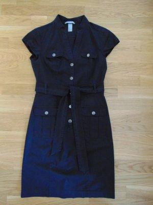 Kurzes schwarzes Kleid von H&M