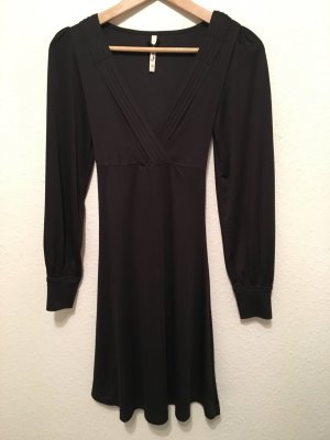 Kurzes schwarzes Kleid von Pepe Jeans, XS