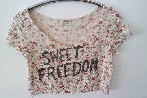 American Eagle Outfitters Shirt multicolored cotton