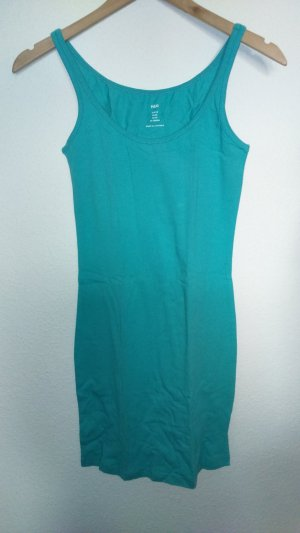 kurzes Shirtkleid ohne Ärmel