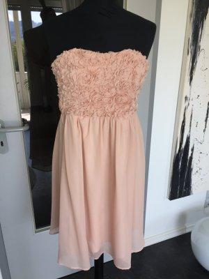 Kurzes sommerliches Abendkleid Größe L