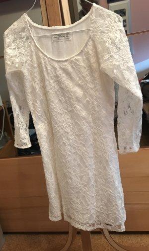 Kurzes Spitzen Kleid