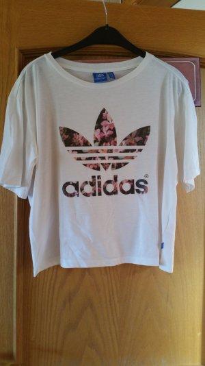 kurzes Sportshirt von Adidas
