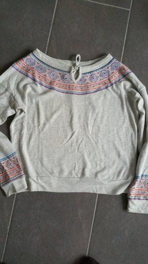 Kurzes Sweatshirt Größe S von Forever 21