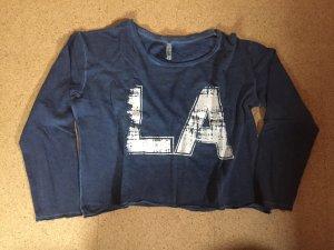 kurzes Sweatshirt Oversize