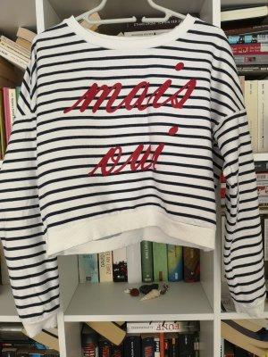 Kurzes Sweatshirt von Even & Odd