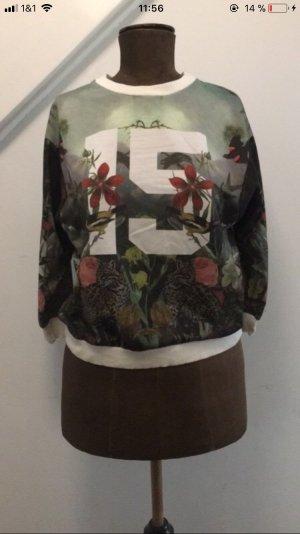 Kurzes Sweatshirt von Zara